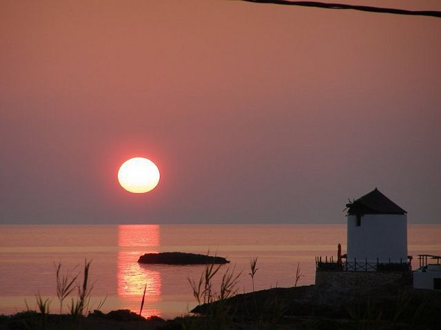 #Skiros_island #Greece #sunset #hellenicdutyfreeshops