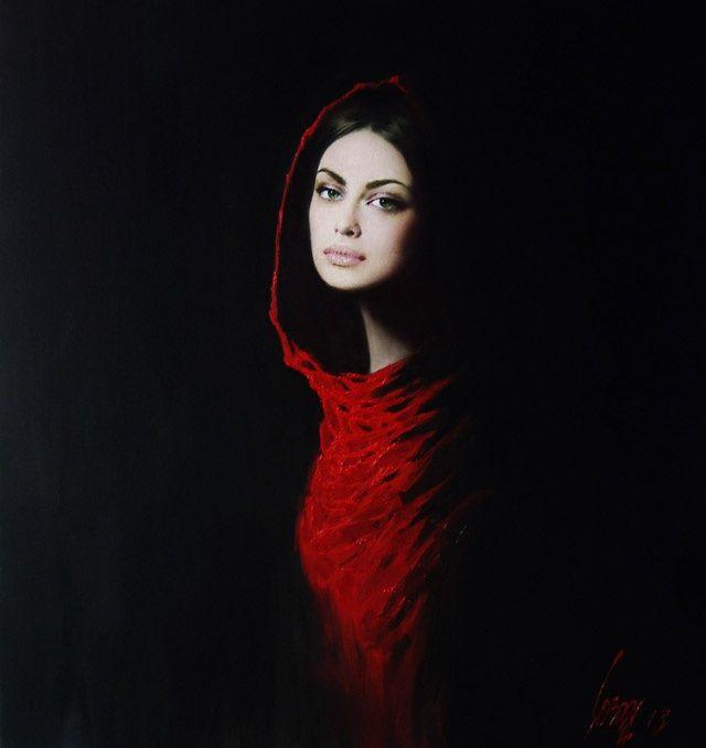 taras loboda art | Taras Loboda, 'Madelina' | Art - Female