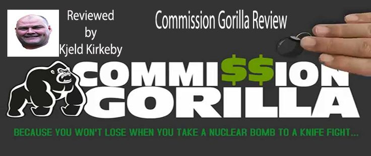 Commission GorillaCommission Gorilla is a complete Affiliate Promotion System (Saas) to help you get the most out of your promotions across any affiliate network or platform you may be using. Commission Gorilla is a brand new affiliate software tool from PromoteLabs Inc. It's the brainchild of two of the most successful affiliate marketers online today, Simon Hodgkinson & Jeremy Gislason who have over 15 years 'in the trenches' experience in this highly competitive industry.