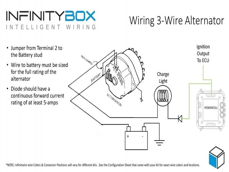 Delco 1 Wire Alternator Tags Wiring Diagram 4 Outstanding ...