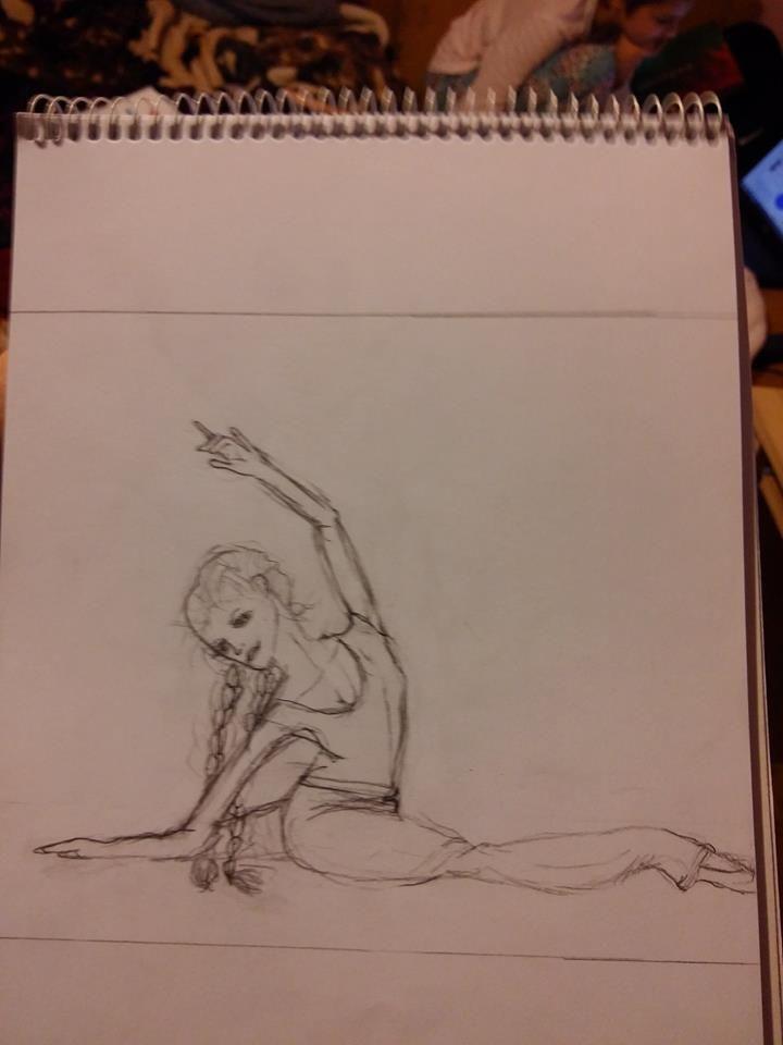 provides a ballerina