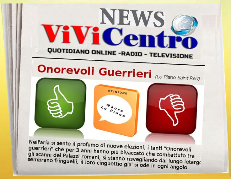 Onorevoli Guerrieri (Lo Piano Saint Red)