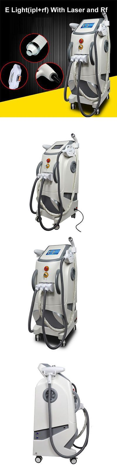 Tattoo Removal Machines: Permanent Laser Ipl Machine For Hair, Vein, Wrinkle And Tattoo Removal Rf System BUY IT NOW ONLY: $4500.0