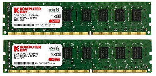 Komputerbay 4GB [2x2GB] DDR3-1333 (PC3-10666) RAM Memory Upgrade Kit for the Dell Vostro 230 (Genuine Komputerba No description (Barcode EAN = 5052396417462). http://www.comparestoreprices.co.uk/december-2016-4/komputerbay-4gb-[2x2gb]-ddr3-1333-pc3-10666-ram-memory-upgrade-kit-for-the-dell-vostro-230-genuine-komputerba.asp