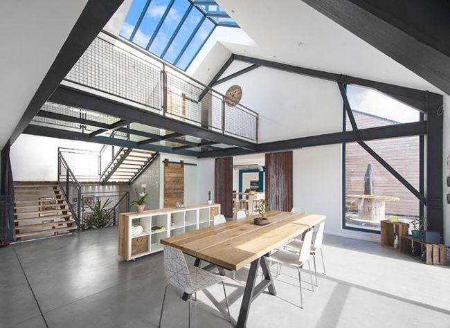 62 best Loft images on Pinterest Loft, Loft apartments and Loft room