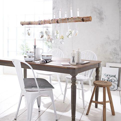 ber ideen zu birkenast auf pinterest holz b rsten aufh ngen und vasen. Black Bedroom Furniture Sets. Home Design Ideas