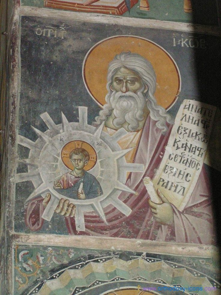 Frescoes Old Nagorichno 12-14 centuries. Macedonia. Part VI