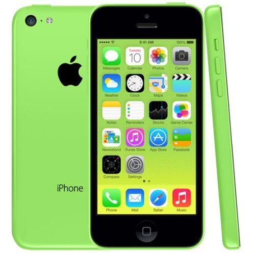 [USD170.00] [EUR154.62] [GBP122.04] Refurbished Original Unlock iPhone 5C 16GB