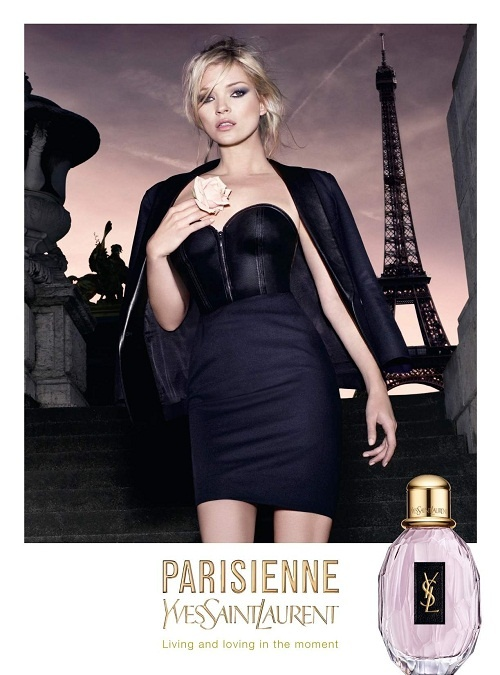 YSL's Parisienne perfume smells sexy and seductive.