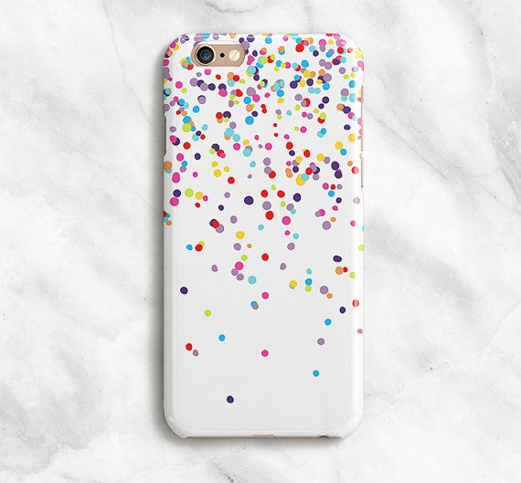 iPhone 6 s Fall Konfetti iPhone 6 s Plus Case von LovelyCaseCo