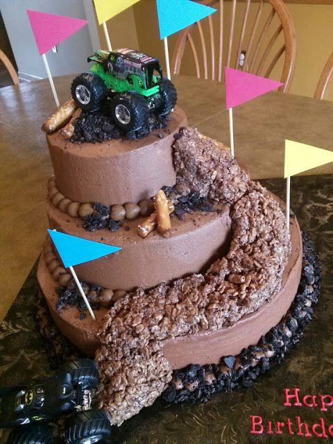 monster truck cake simply sweet truck cake celebrations 6009