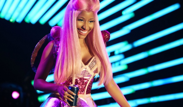 Your Tweets During Nicki Minaj's Concert Could Appear in Times Square