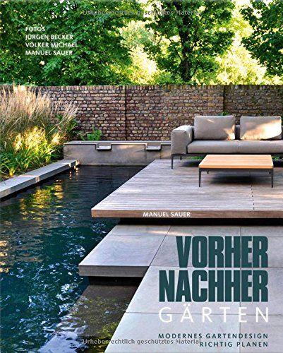 Vorher-nachher-Gärten - Modernes Gartendesign richtig planen - reihenhausgarten vorher nachher
