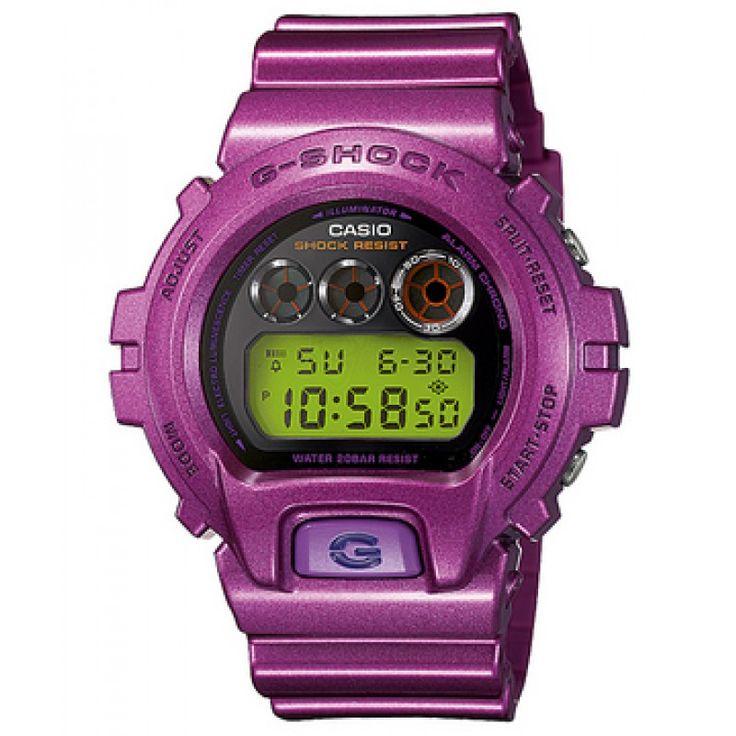 Reloj G-Shock - CASIO #girl #sport #accesorio #modadeportiva #siman