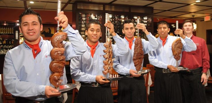 Brazeiros Brazilian Steakhouse in Knoxville TN - not only clients we love, but also the site of our 2013 Christmas party!