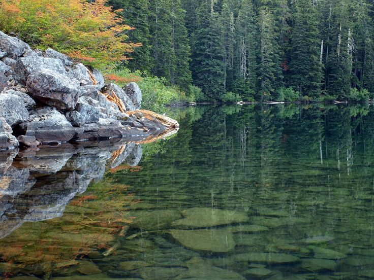 serene pictures | Picture of the Week: Serene Lake | Adam Sawyer
