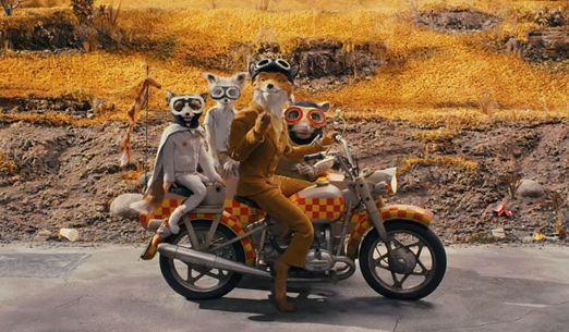 foxy ridersFantasticmrfox