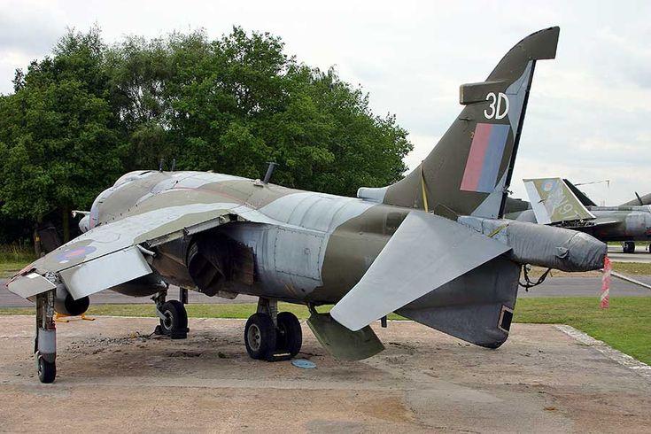 Hawker Siddeley Harrier GR.1/GR.3 (XV748)