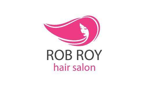 free hair salon logo design