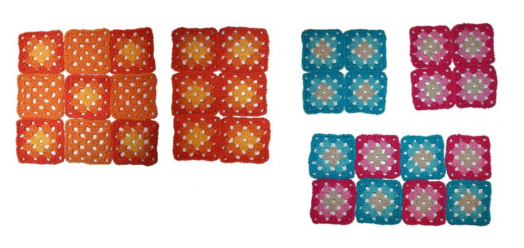 Learn to crochet - Part 2: Here we teach you how to make granny squares!
