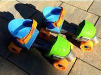Mattel V4599 - Fisher-Price 1-2-3 Roller Skates in Kr. München - Gräfelfing | Spielzeug für draussen günstig kaufen, gebraucht oder neu | eBay Kleinanzeigen