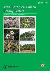 Acta Botanica Gallica. Botany Letters est une revue scientifique internationale, publiée par la Société Botanique de France en partenariat avec l'éditeur scientifique Taylor & Francis BU LILLE 1 COTE 58(05)ACT http://catalogue.univ-lille1.fr/F/?func=find-b&find_code=SYS&adjacent=N&local_base=LIL01&request=000208698