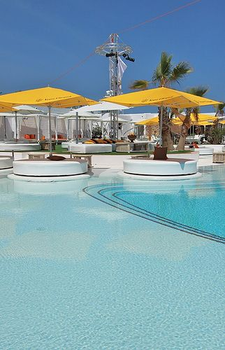Ocean Beach Club Ibiza, slick & stylish San Antonio hotspot