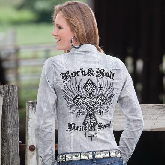 Simona Style Cowgirl Says Yeeha