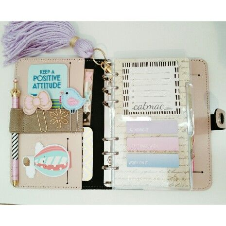 filoFax Original personal in Nude, just moved and this is my current set up.