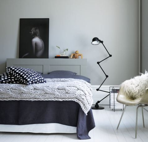Sovrum sovrum grey : 17 Best images about Sovrum on Pinterest | Grey walls, Vitra hang ...