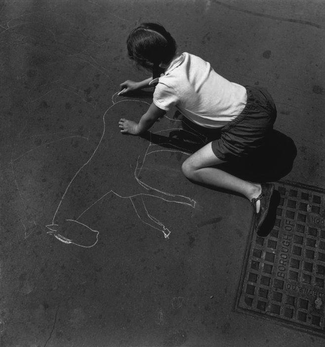 London 1950 Photo: Werner Bischof