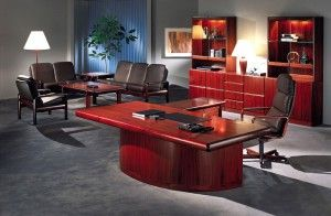 For decades the top of the line super skyline desk has graced everywhere from banks to presidential offices.