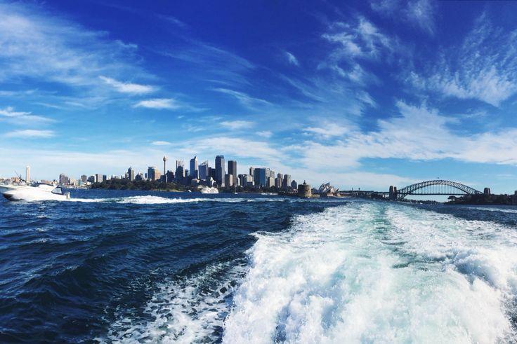 Blue @ Sydney 2015,June