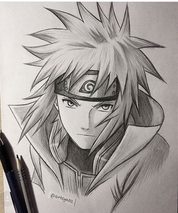 The 25 best dibujos de naruto shippuden ideas on - Image de narouto ...