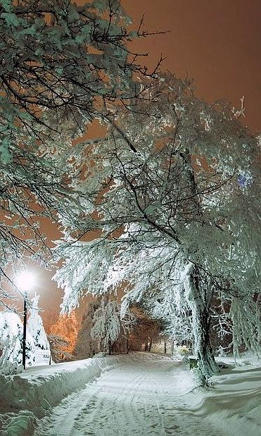 Winter in #Russia
