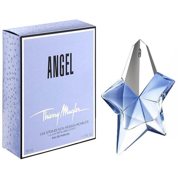Thierry Mugler Angel Eau De Parfum Non Refillable Star 50ml