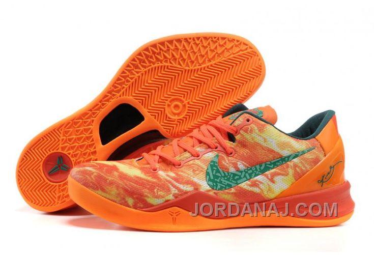 http://www.jordanaj.com/854215538-nike-zoom-kobe-8-shoes-mesh-orange-green.html 854-215538 NIKE ZOOM KOBE 8 SHOES MESH ORANGE GREEN CHRISTMAS DEALS Only 82.20€ , Free Shipping!