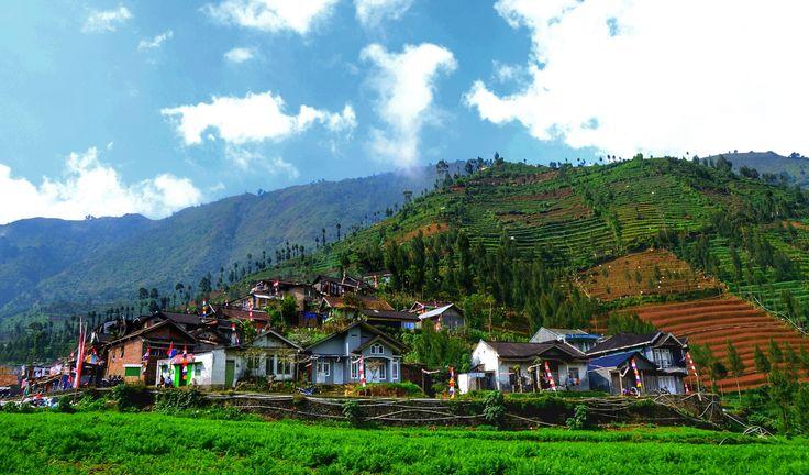 Patak Banteng village