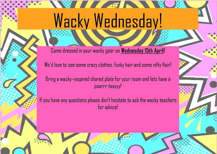 We just love having fun with our children at Rockabye.  Tomorrow we can't wait for our 'Wacky Wednesday' day we'll share some wacky photos with you all soon.