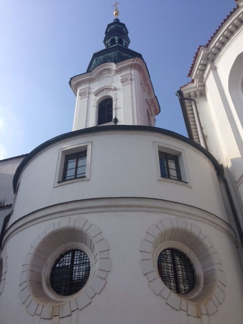 Strahov Monastery Basilique