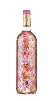 Emmy DE * Cuvée en édition limitée Stade Français Wine Bottle