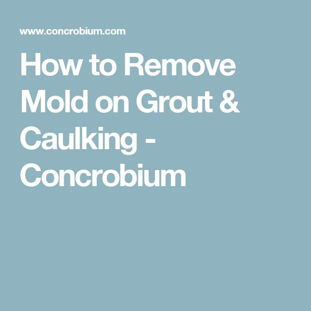 best 25 remove mold ideas on pinterest grout and mould On how to remove mold from grout