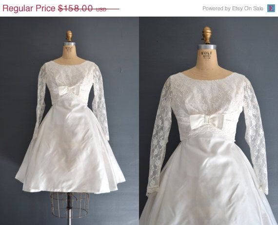 25+ Best Ideas About 1960s Wedding Dresses On Pinterest