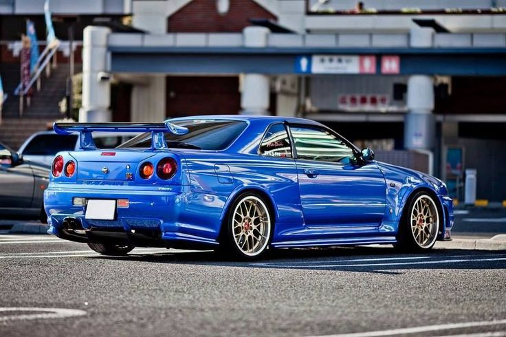 Good R34 Nissan Skyline GT R Replica Used In Fast And Furious 4 | Dream Rides |  Pinterest | Nissan Skyline Gt, Nissan Skyline And Nissan