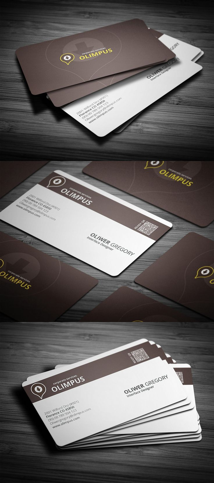 24 best Business Cards images on Pinterest | Business cards ...