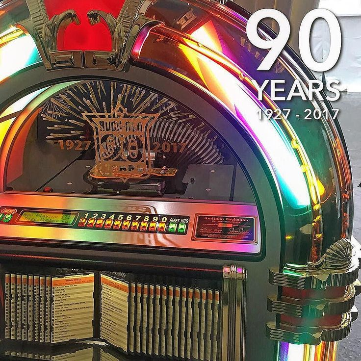 A big thank you to our customers old and new who visited our stand at #goodwoodrevival last week especially those who braved Friday's storms! One of the most eye catching pieces at the show was our stunning Rock-Ola 90th Anniversary model - a unique machine produced in a strictly limited edition of just 100 individually numbered #jukeboxes. We were proud to debut this exceptional machine at #Goodwood!