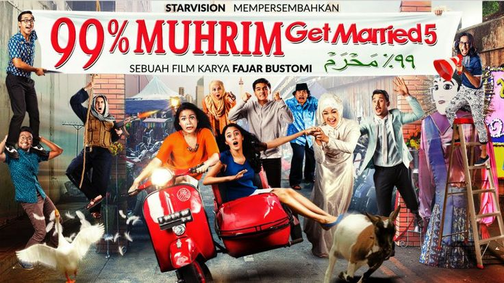 15 Film komedi paling lucu yang harus kamu tonton, dijamin ngakak!