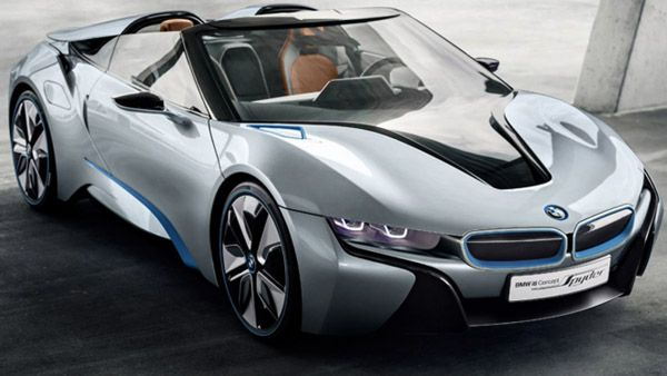 2016 BMW I8 Price and Engine