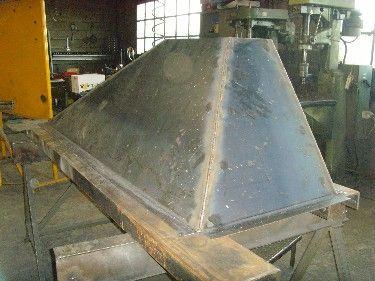 17 best images about construction forge on pinterest - Decoration hotte de cheminee ...