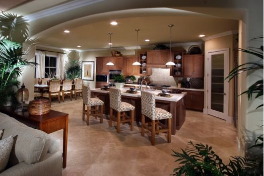 Open Concept Kitchen Design Impressive Inspiration